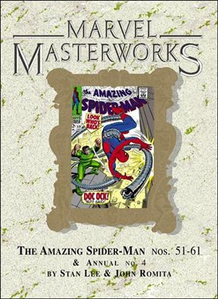 Marvel Masterworks: The Amazing Spider-Man 6-B