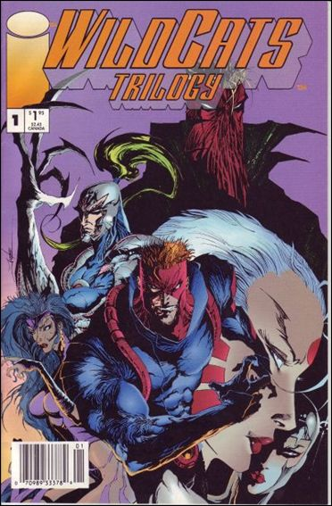 WildC.A.T.s Trilogy 1-C by Image
