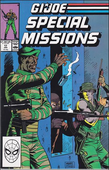 G.I. Joe: Special Missions (1986) 17-B by Marvel