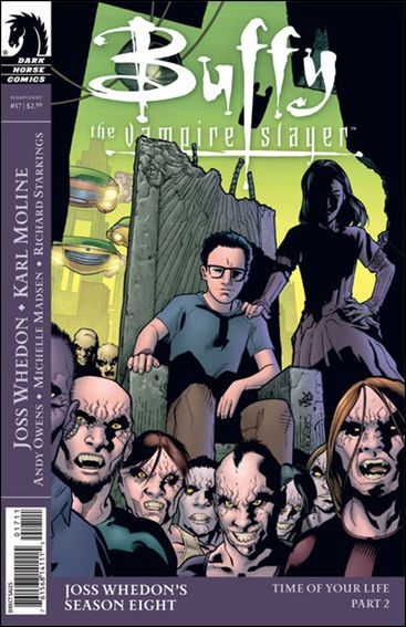 Buffy the Vampire Slayer Season Eight 17-B by Dark Horse