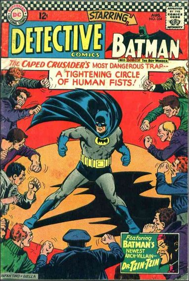 Detective Comics (1937) 354-A by DC