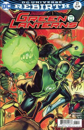 Green Lanterns 27-B