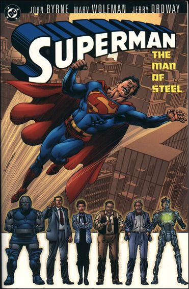 Superman: Man of Steel 2-B by DC