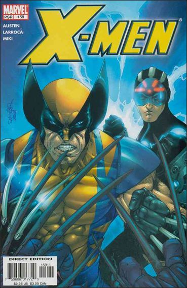X-Men (1991) 159-A by Marvel