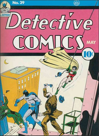 Detective Comics (1937) 39-A by DC
