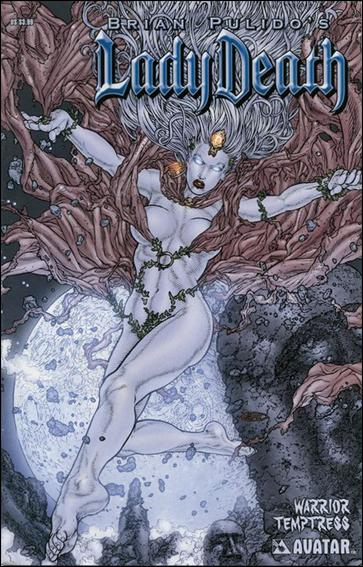 Brian Pulido's Lady Death: Warrior Temptress 1-D by Avatar Press