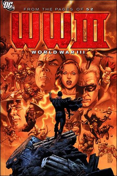 DC: World War III 1-A by DC