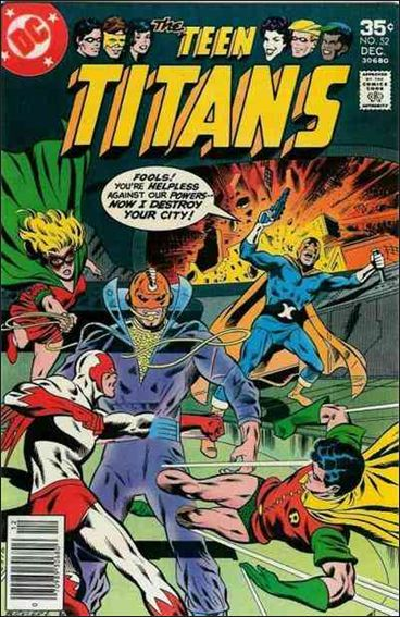 Teen Titans (1966) 52-A by DC