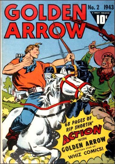 Golden Arrow 2-A by Fawcett