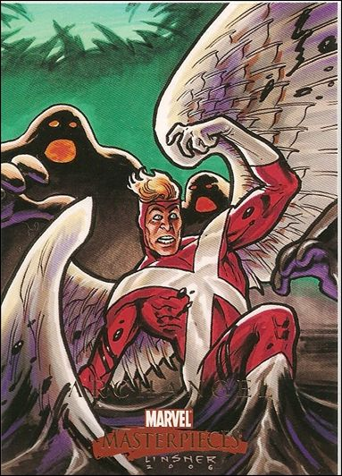 2008 Marvel Masterpieces: Series 2 (Base Set) 2-A by SkyBox