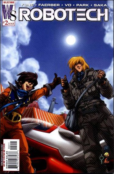 Robotech (2003) 2-A by WildStorm