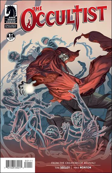 Occultist (2013) 1-A by Dark Horse