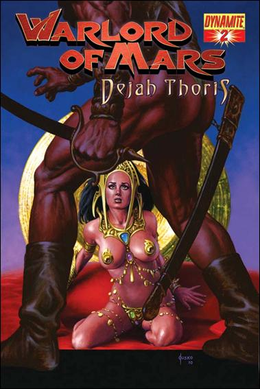 Warlord of Mars: Dejah Thoris 2-B by Dynamite Entertainment