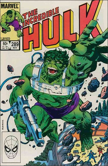 Incredible Hulk (1968) 289-A by Marvel