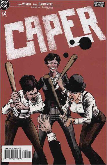 Caper 2-A by DC