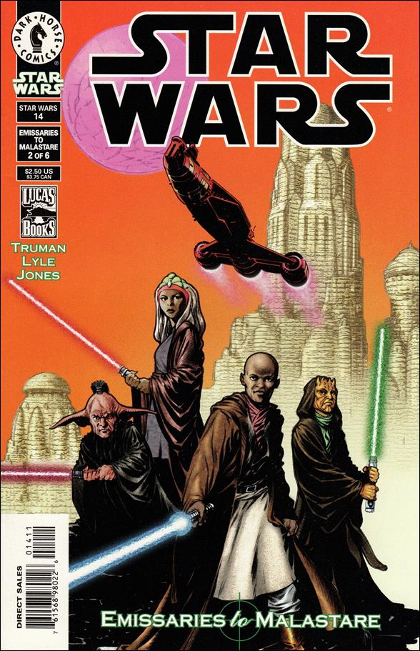 Star Wars/Star Wars Republic 14-A by Dark Horse