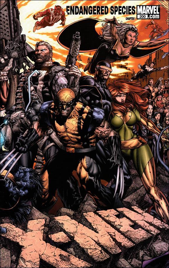 X-Men (1991) 200-C by Marvel