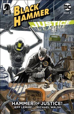 Black Hammer/Justice League: Hammer of Justice! 2-B