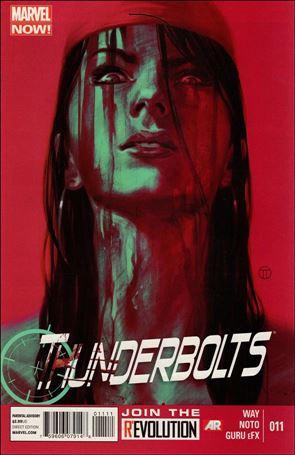 Thunderbolts (2013) 11-A