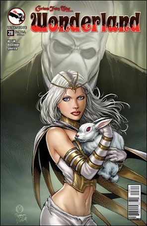 Grimm Fairy Tales Presents: Wonderland 28-A