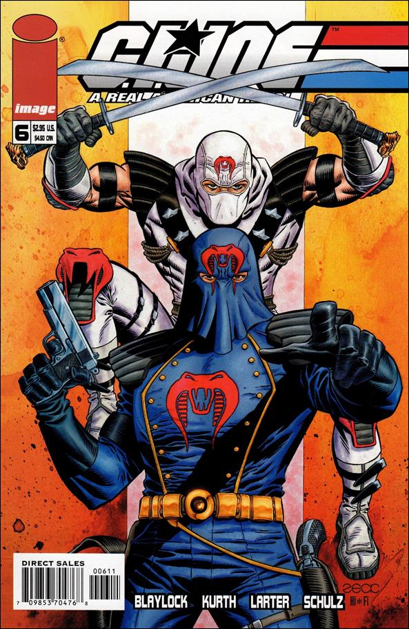 G.I. Joe (2001) 6-A by Devil's Due