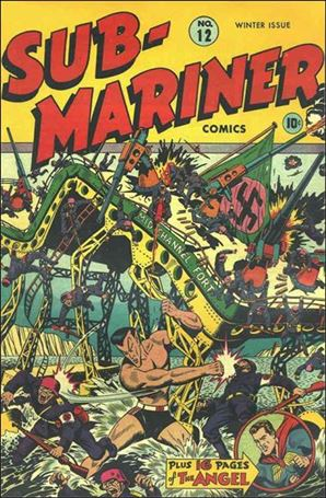 Sub-Mariner (1941) 12-A