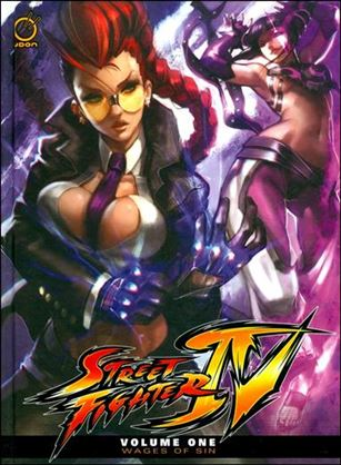 Street Fighter IV 1-A