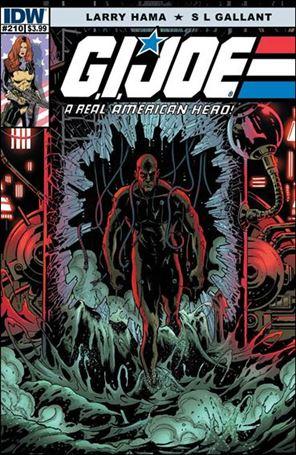 G.I. Joe: A Real American Hero 210-A