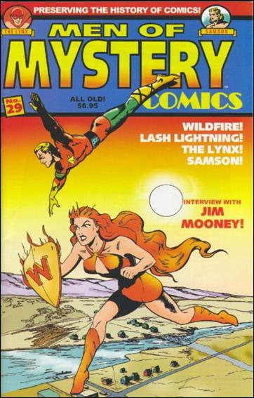 Men of Mystery 29-A by AC