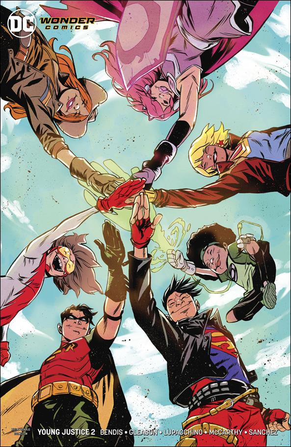 Young Justice (2019) 2-B by Wonder Comics