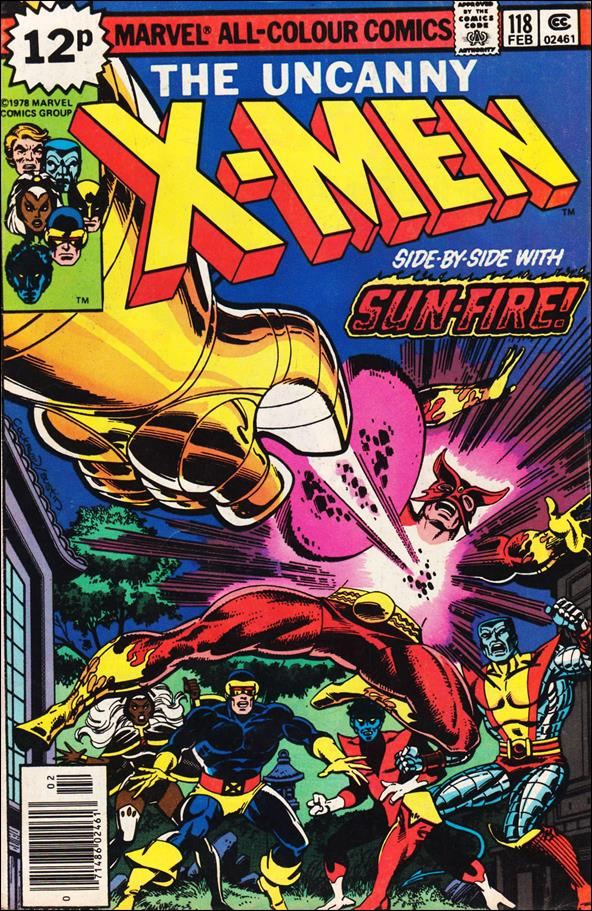 X-Men (1963) 118-B by Marvel