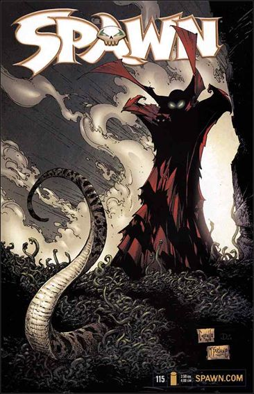 Spawn 115-A by Image