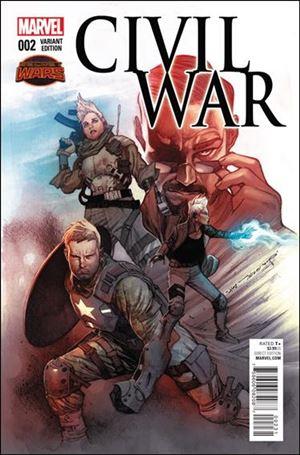 Civil War (2015) 2-C