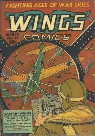 Wings Comics (1940) 19-A