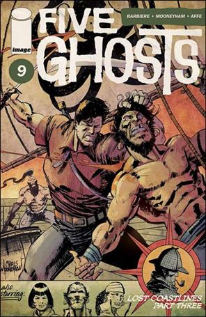 Five Ghosts 9-A