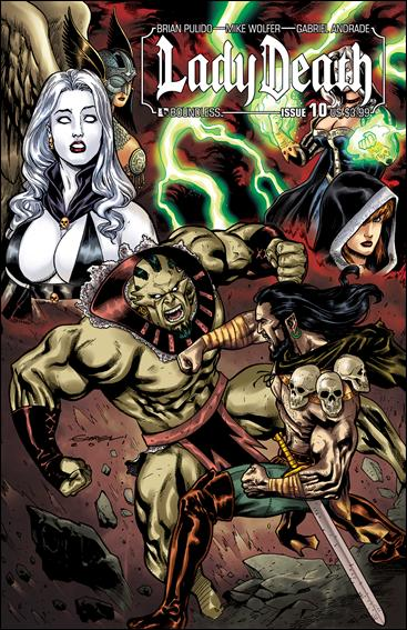 Lady Death (2010) 10-A by Boundless Comics