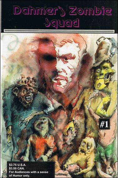 Dahmer's Zombie Squad 1-A by Boneyard Press