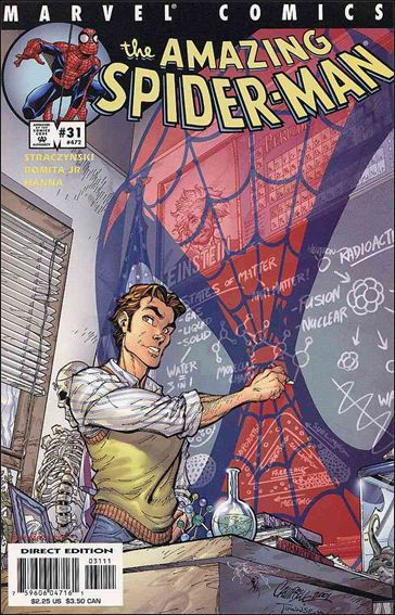 Amazing Spider-Man (1999) 31-A by Marvel