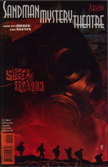 Sandman Mystery Theatre: Sleep of Reason 2-A by Vertigo