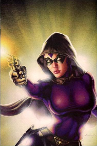 Julie Walker is The Phantom nn-C by Moonstone