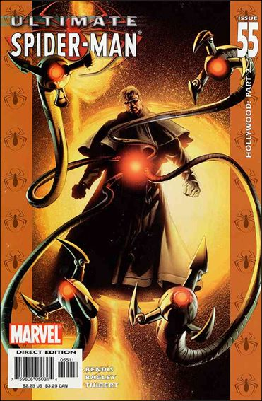 Ultimate Spider-Man (2000) 55-A by Marvel