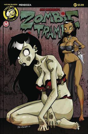 Zombie Tramp 37-A