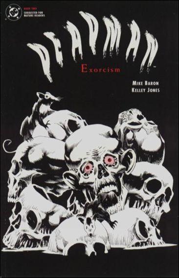 Deadman: Exorcism 2-A by DC