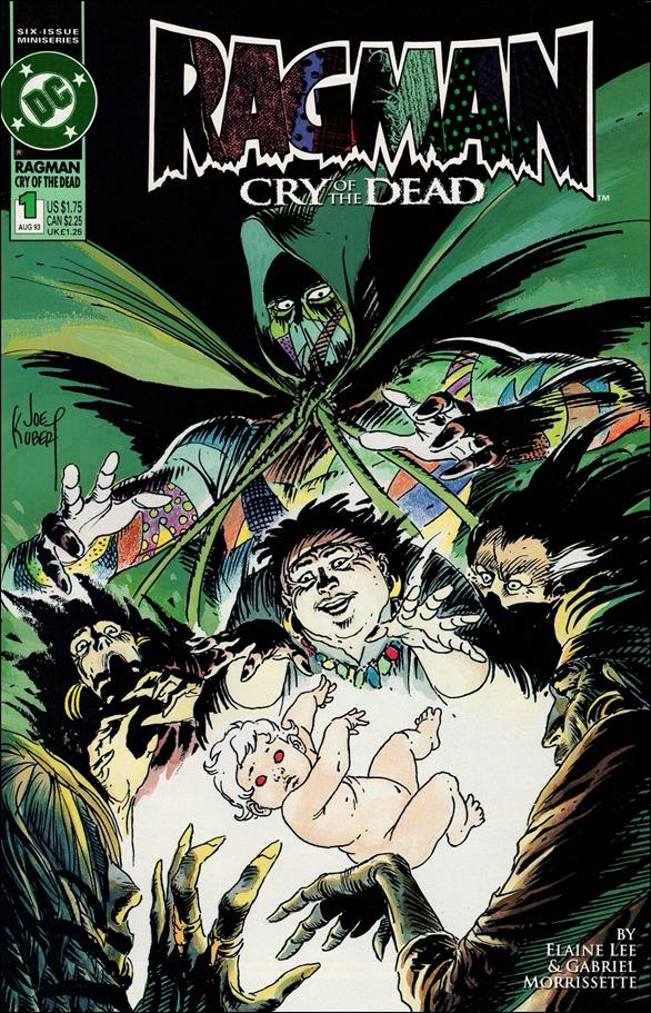 Ragman: Cry of the Dead 1-A by DC