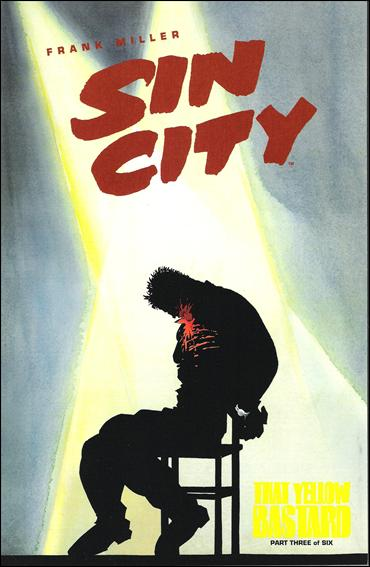 Sin City: That Yellow Bastard 3-A by Dark Horse