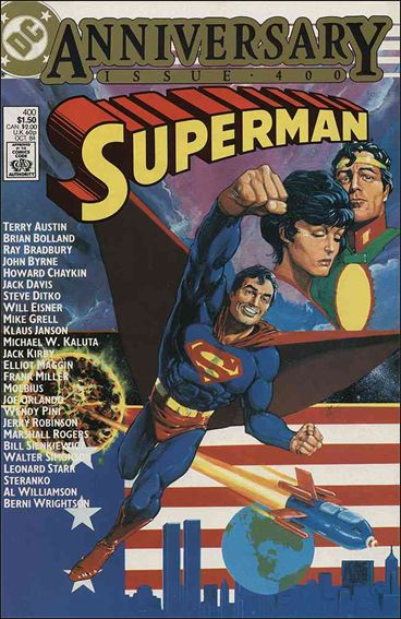 Superman (1939) 400-A by DC