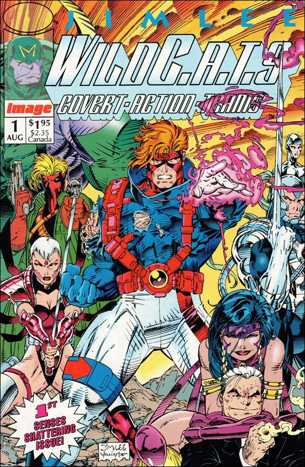 WildC.A.T.s: Covert Action Teams 1-A by Image