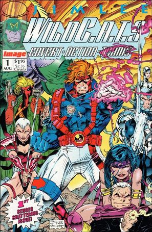 WildC.A.T.s: Covert Action Teams 1-A