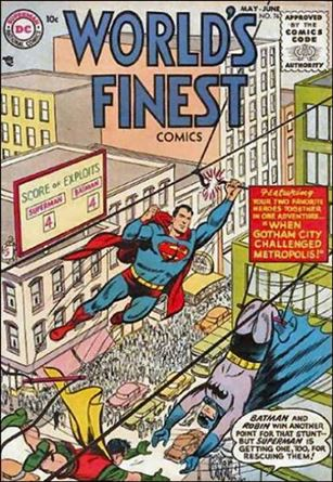World's Finest Comics 76-A