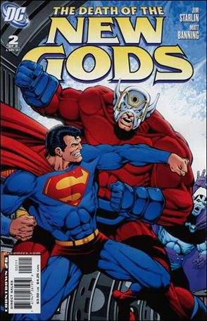 Death of the New Gods 2-A